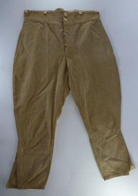 pantalon troupes d Afrique et coloniales