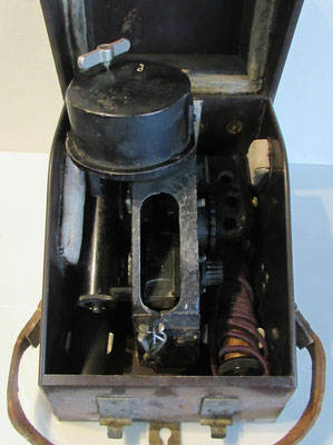 sextant à bulle RAF WW2