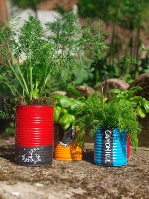 Atelier enfant Echange de plantes d'Arvillard