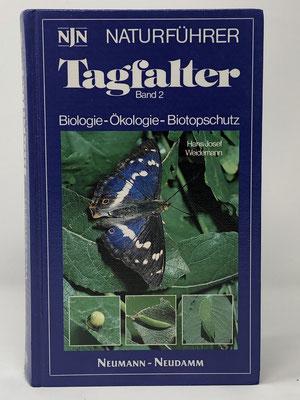 Naturführer Tagfalter - ISBN 3788805099