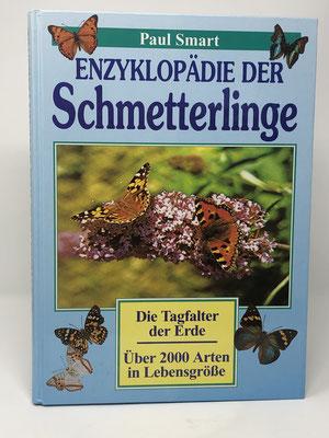 Enzyklopädie der Schmetterlinge - Autor: Paul Smart - ISBN-13:9783811212374