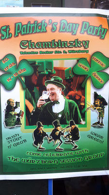 St. Patrick's Day, 17.03.2019 (Chambinzky)