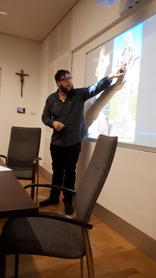 """""""Glendalough"""" Vortrag mit Alexander Nölp, 05.12.2018"""