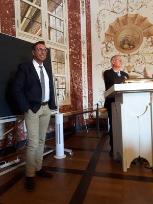 Kiliani Lecture mit Prof. Dr. Declan Marmion, 04.07.2019