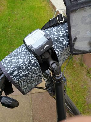 E-Bike, Fächer blau