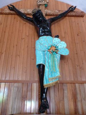 dans l'église de la Guadalupe de San Cristobal