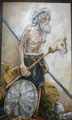Don Quichotte des temps poubelles