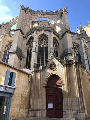 die Kathedrale von Narbonne