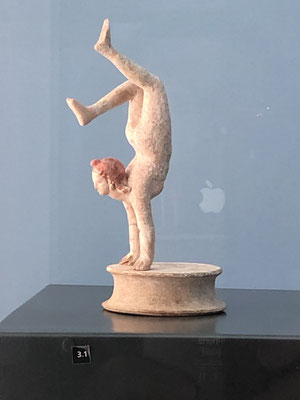 wunderschöne Figur vom Anfang 4. Jhr. v. Chr.
