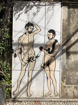 Adam und Evar.