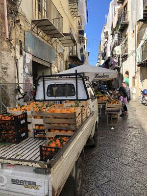 Mercato del Capo, der Bauch Palermos