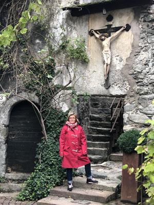 Motiv Nr. 1: Aufgang Kloster Säben
