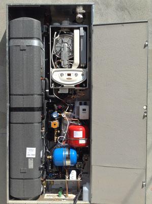 installazione caldaie a condensazione monza