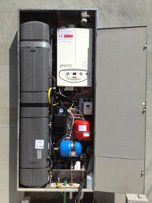 installazione caldaie a condensazione brianza