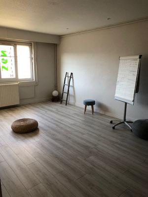 salle d'atelier et formation