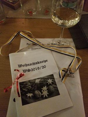 Weihnachtskneipe 2019