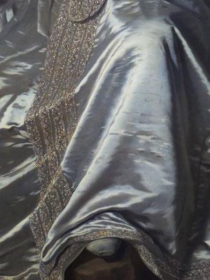 Textiles Gebilde -11, 2018. Fotoprint, limitierte Auflage von fünf Fotos, 30x40 cm © Christian Benz