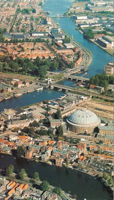 Koepel gevangenis Haarlem