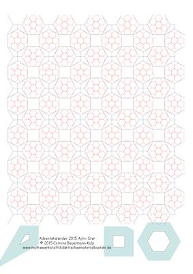 Aylin Star + Hexagon von Katja Marek