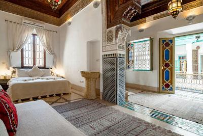 View of Suite Riad LakLak Marrakech