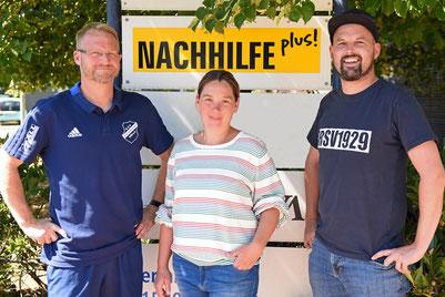 Nachhilfe plus!, RSV Büblingshausen, Kick&School, Fußballverein, meine Familie, Nachhilfe, Wetzlar, Kooperation