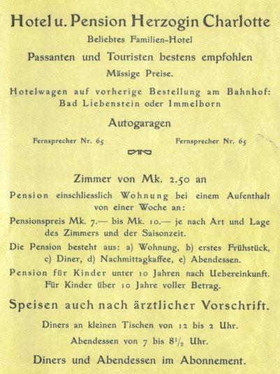 Archiv Else de Harde - Jürgen Biedermann