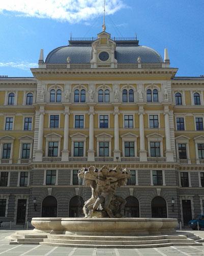 Piazza Vittorio Veneto nr. 1 Trieste