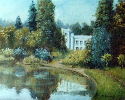 """Татьяна Казакова. """"Грезы"""", 2002"""