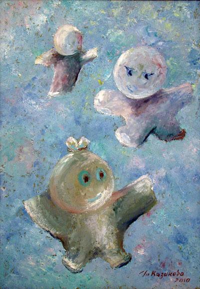 "Татьяна Казакова. ""Давайте полетаем!"", 2010"