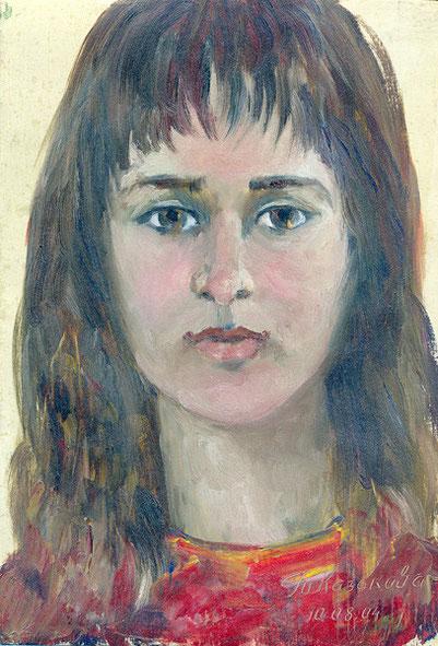 """Татьяна Казакова. """"Зоя"""", 2004"""