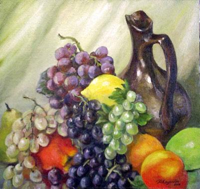 """Татьяна Казакова. """"Винный букет"""", 2005"""