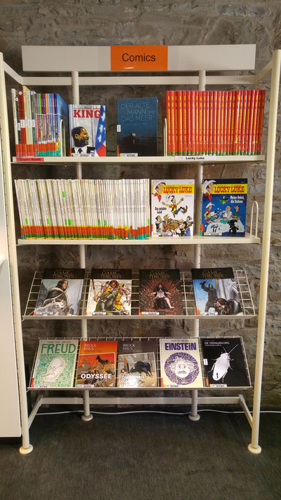 Unsere Graphic-Novels
