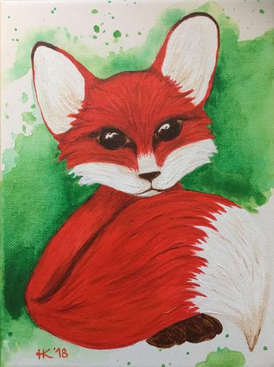 Fuchs fox little fox