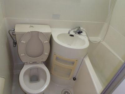 板橋区の3点ユニット設備解体費用