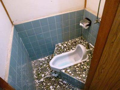 秩父市の和式トイレ設備解体費用