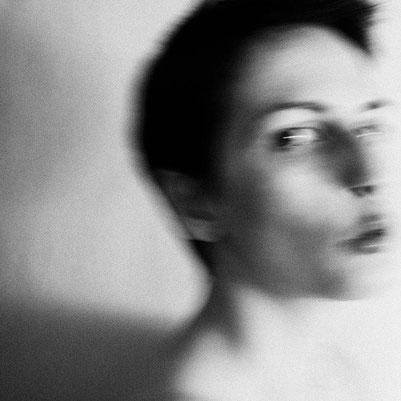 Monica Monimix Antonelli self portrait