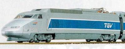 TGV - Autorails - Automoteurs