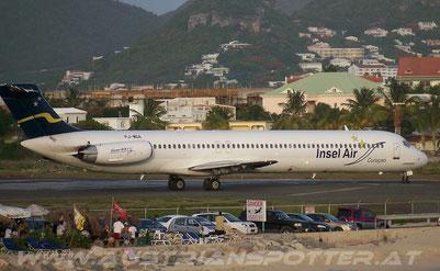 Insel Air  2006 - 2018