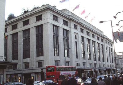 これが建物の外観。この建物に1930年代に出来たガーデンがあるとは思いもしない。