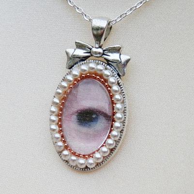 Lover's eye sieraden, fantasy sieraden voor outlander en historische mode fans