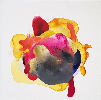 Malerei auf Leinwand, 60 x 60 cm, 井 1.13, 2019