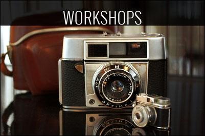 Workshops für Fotografen Frankfurt