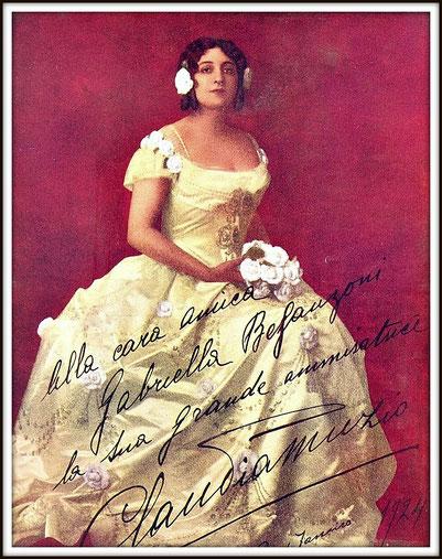 Giuseppe Verdi (LA TRAVIATA)  Violetta