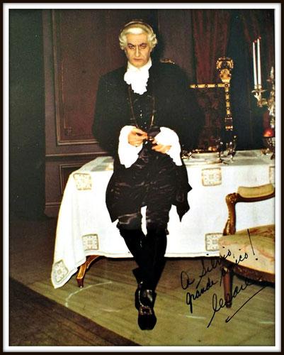 Cesare Bardelli - il Barone Scarpia