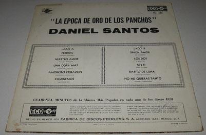Daniel Santos y Chris Sandoval.