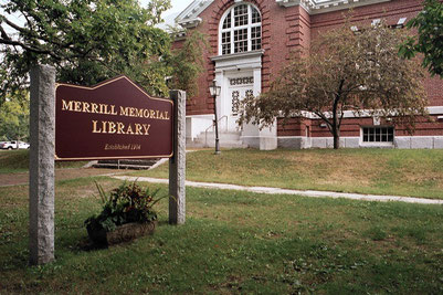 Merrill Memorial Library, Yarmouth, Maine