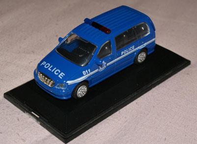 Chevy Venture Police