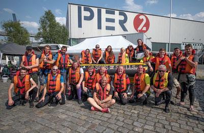 Teamfoto GIPA Bremen 2019