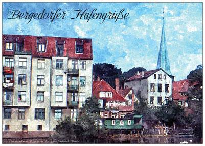 201 Bergedorfer Hafengrüße