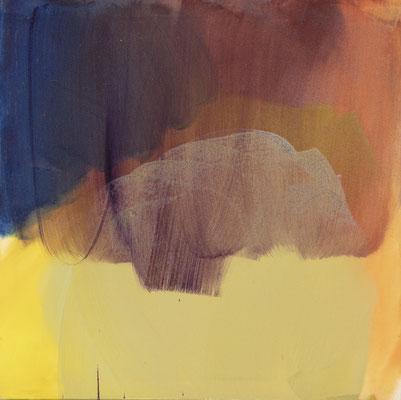 o.T,2020, Öl auf Leinwand, 80 x 80 cm